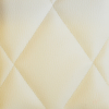 Outside Quilted Beige