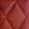 Outside Quilted Donkerrood